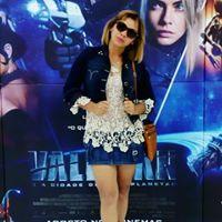 Liz Moraes Cabelo
